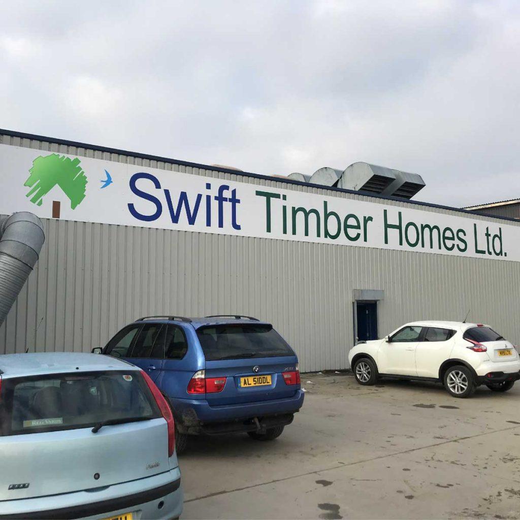 Swift Timber